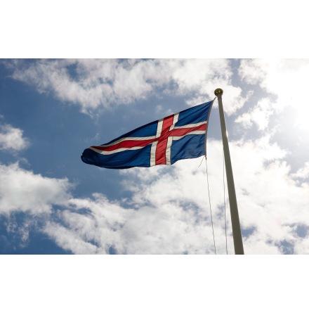Iceland flag / íslenski fáninn