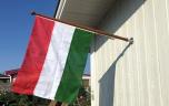 Hungary Flag / Magyarország zászlaja