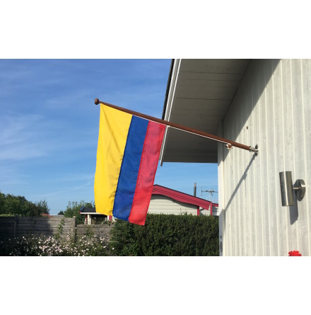 Colombias Flag / Bandera de Colombia