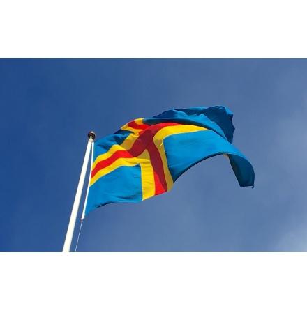 Åland / Ahvenanmaa Flag