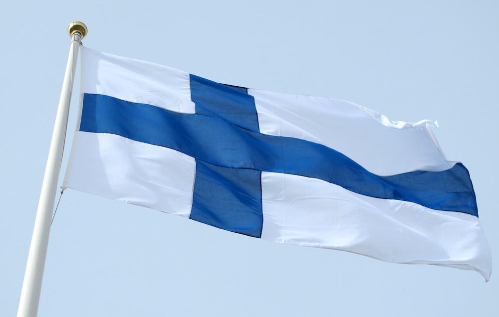 Finlands Flag / Soumen Lippu