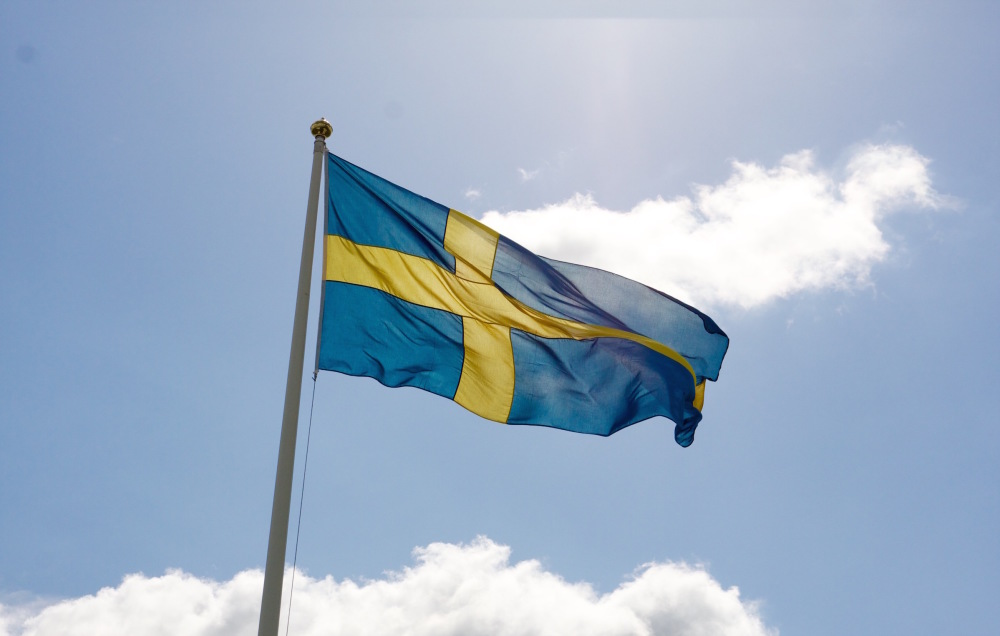 Swedens Flag