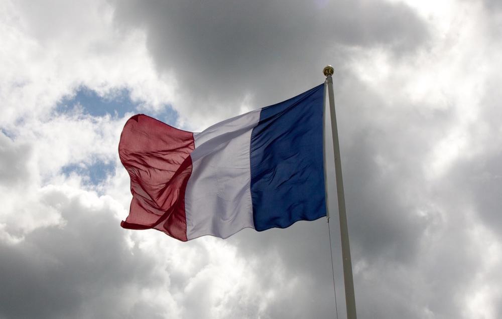 French Flag / Drapeau de la France