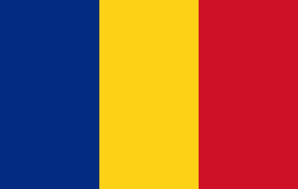 Romanian Flag / drapelul României